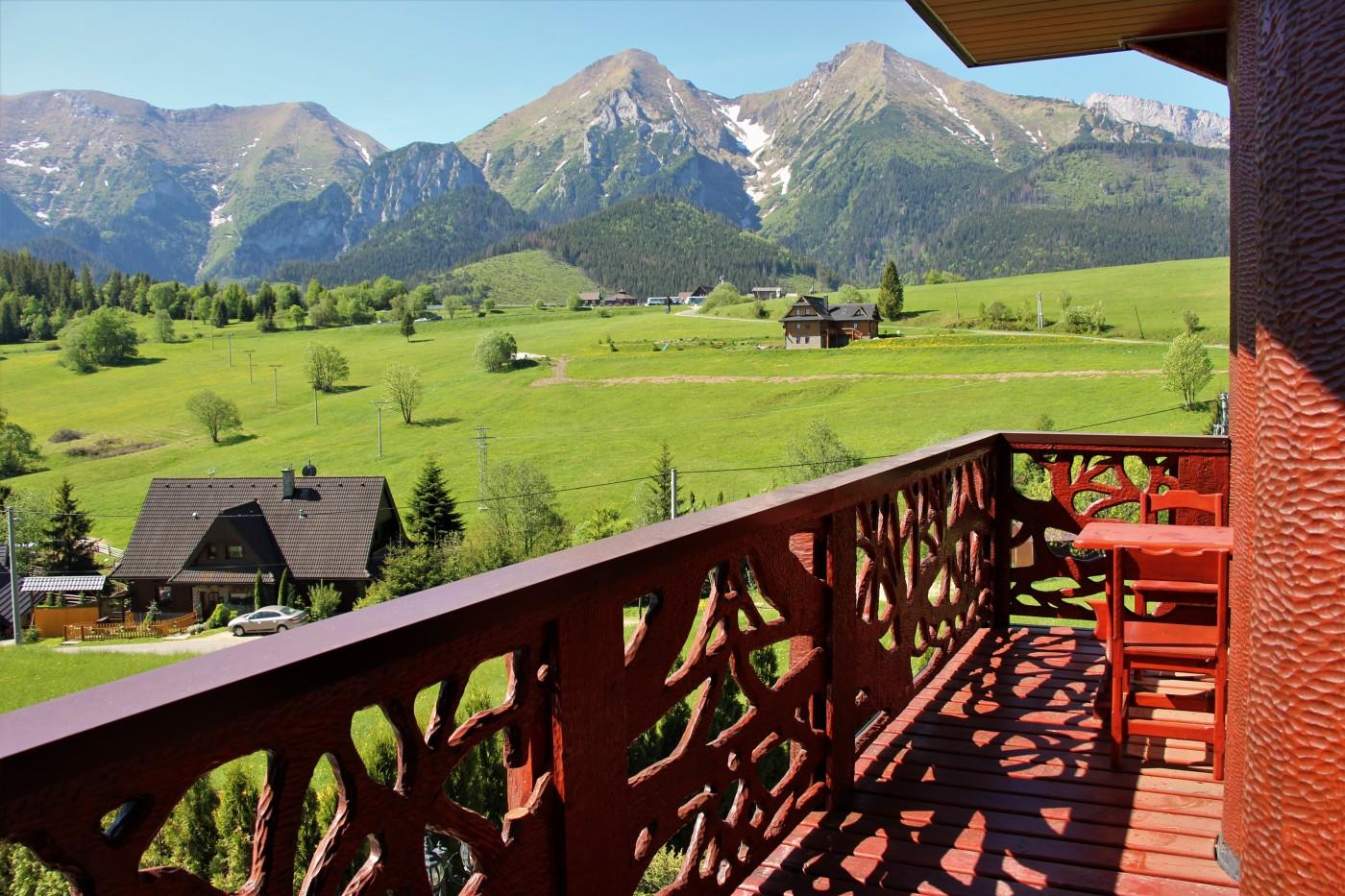 mountain resort apartments