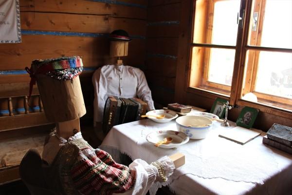 ždiarsky dom kuchyňa