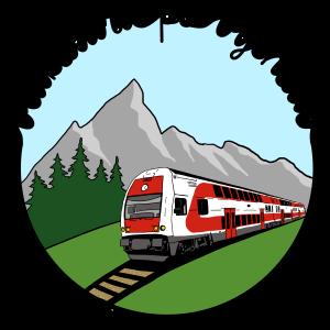 vlakotúra po východe