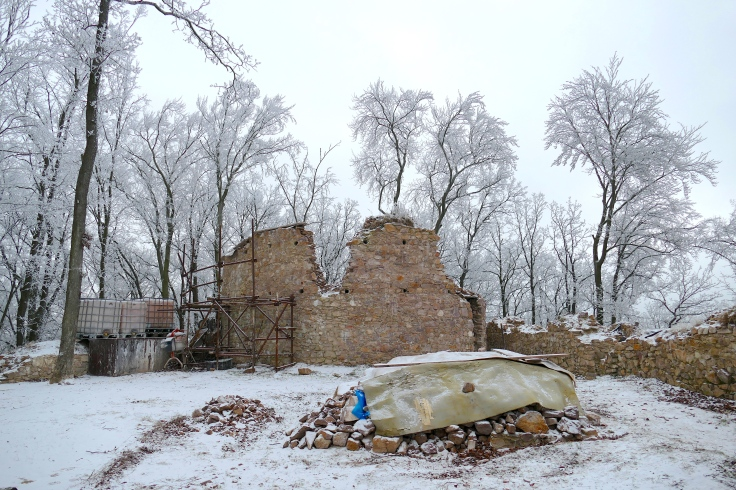 obišovský hrad