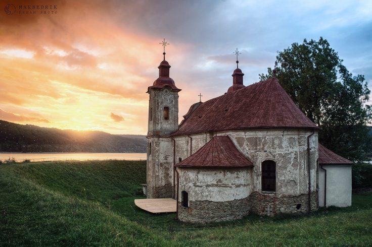Domaša kostol