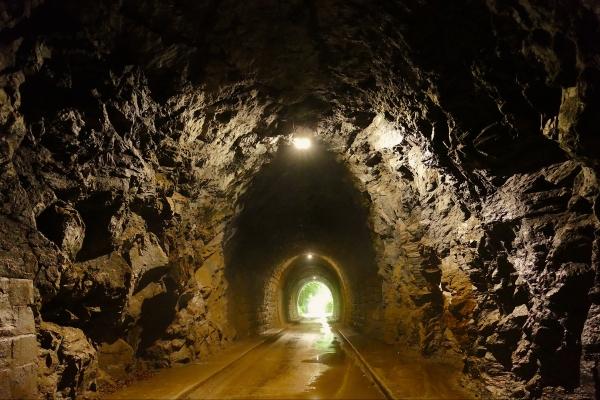 margeciansky starý tunel